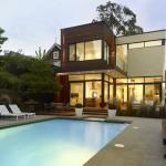 The SPLIT House от компании Superkul Inc Architect