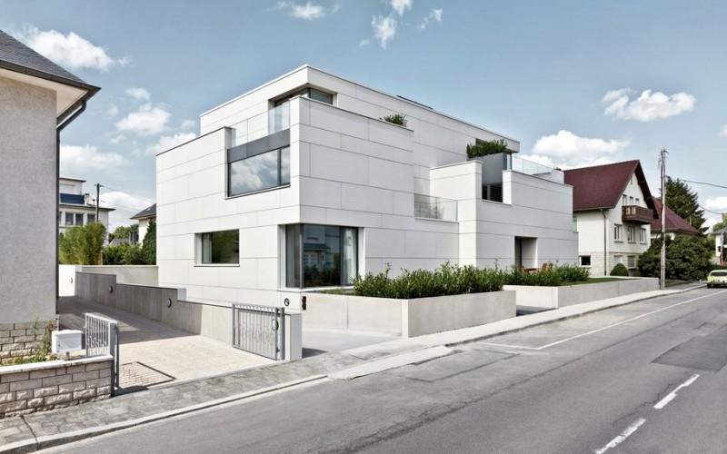Современная резиденция для большой семьи в Люксембурге