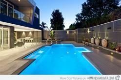 15 Модерновых бассейнов