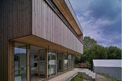 Maison L House: Разработан чтобы соответствовать уникальному рельефу