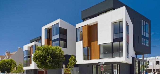 Многофункциональный комплекс в  Сан-Франциско, штат Калифорния.