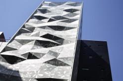 Здание Уважаемые Ginza в Токио, Япония.