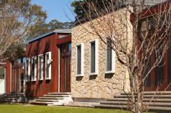 Австралийской дом расположен  на южном побережье Нового Южного Уэльса.