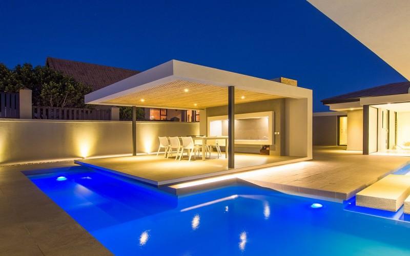 Дом Вен, расположенный в Mossel Bay, Южная Африка.