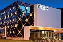 Отель Nox расположенный в Любляне, Словения.