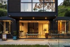 Дом в Окленде, Новая Зеландия.