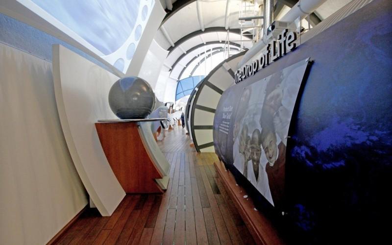 Gippsland Water Factory Vortex Centre by DesignInc