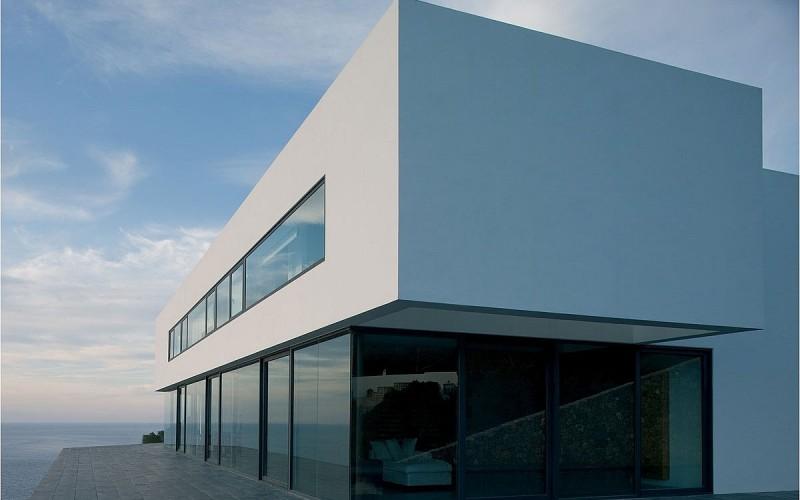 Дом расположен в Ибица, Испания.