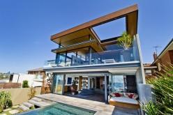 Дом, расположенный в Сиднее, Австралия.