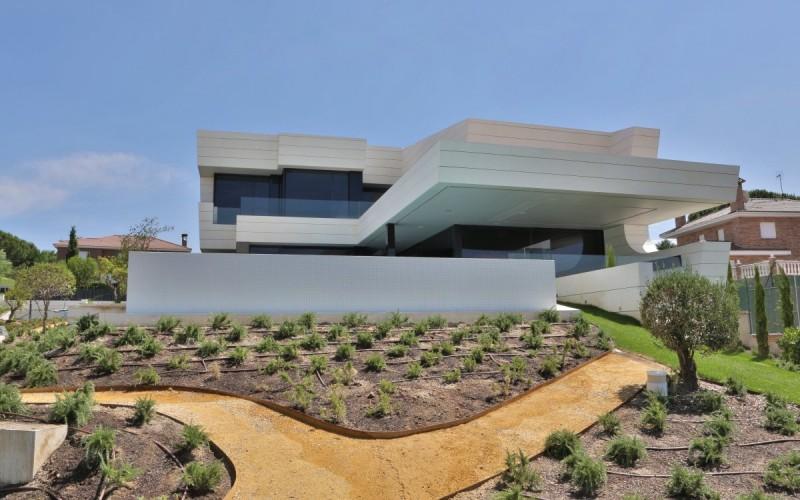 Дом в Мадриде, Испания.