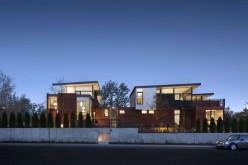 Таунхаус проект  город Боулдер, штат Колорадо.