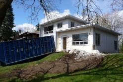 Резиденция Connaught в Монреале, Канада.