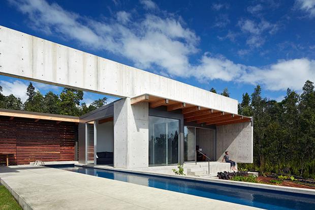 Крейг Steely архитектуры, Большой Остров, Гавайи