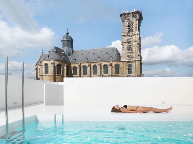 бассейн к, Гримберген, Фламандский регион, Бельгия