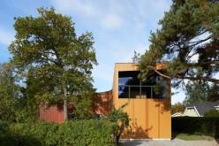 Дом в Эдсвикен, Швеция.
