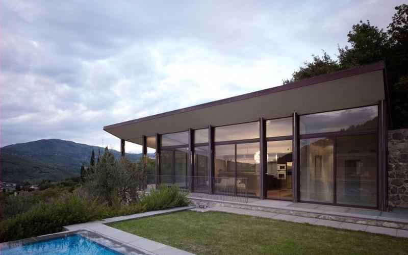 Дом  в Прато, Италия.
