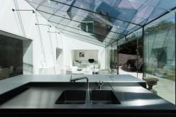 Стеклянный дом А. Р. Design Studio