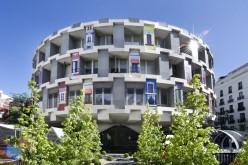 Пространство и фасад здания для Casadecor Мадриде 2013 .