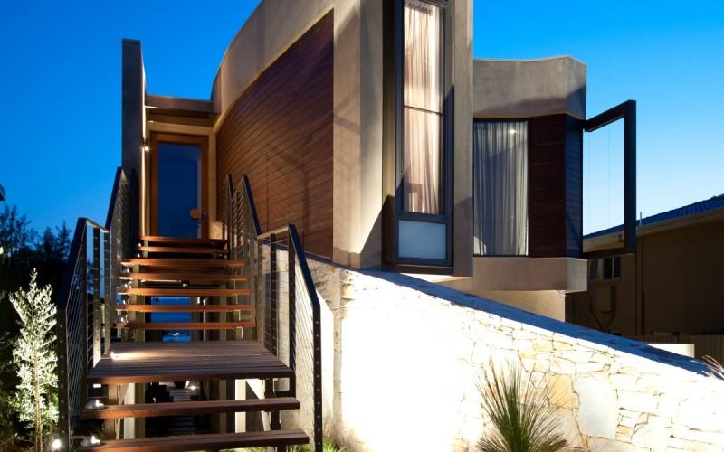 Hill House в городе Маунт-Марты, Австралия