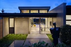 Современный, дом, расположенный в Бельвю, Вашингтон.