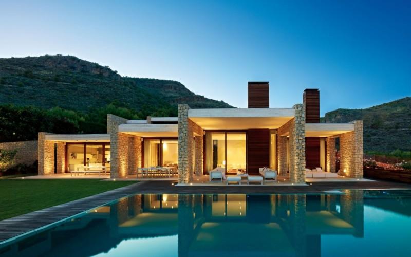 дом в Monasterios, Испания.
