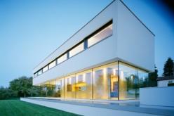 Дом «P» расположена в Waldenburg, Германия.
