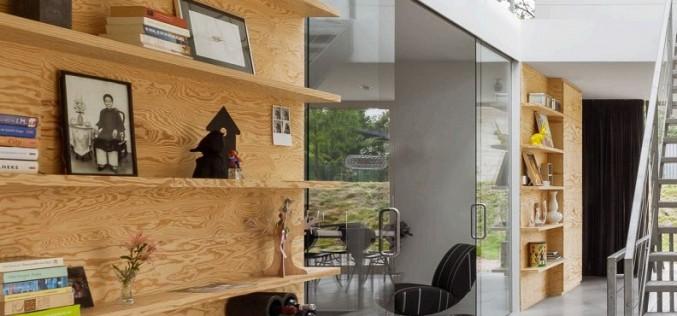 Интерьер дома в Bloemendaal, Нидерланды.