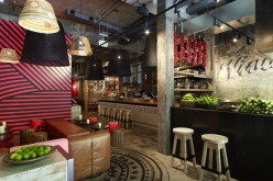 Ресторан и бар под названием Méjico, расположенный в Сиднее, Австралия.