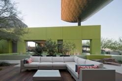 Резиденции в Лас-Вегасе, штат Невада.