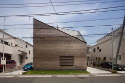Дом в городе Камакура, Япония.