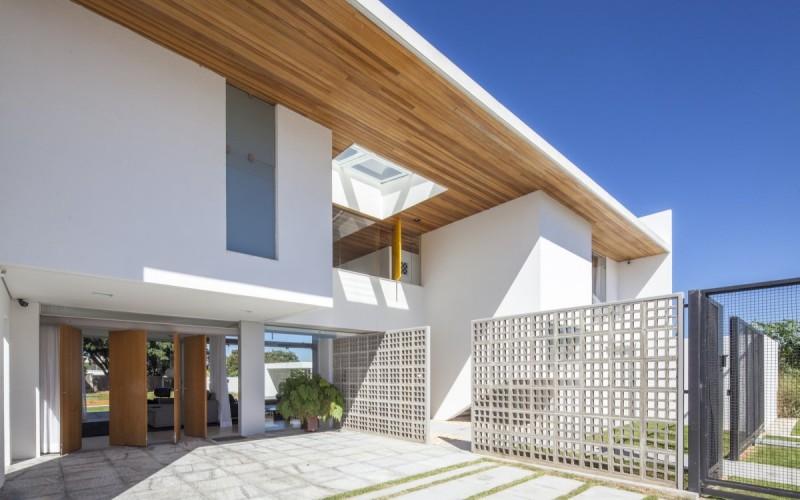 Дом в Бразилиа, Бразилия.