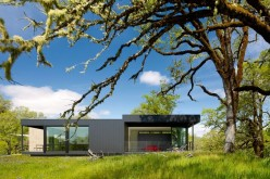 Дом в Mendocino County, штат Калифорния.