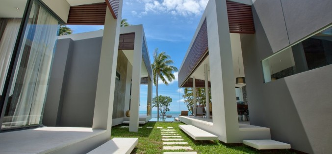 Mandalay Beach Villas расположен на острове Самуи, Таиланд