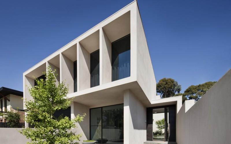 Дом расположен в Мельбурне, Австралия.