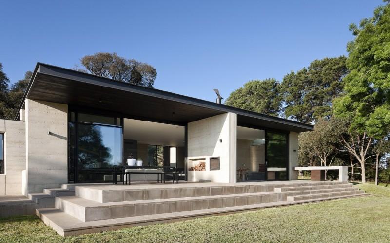 Дом на 10 акрах , расположенной в Северной Merricks недалеко от Мельбурна, Австралия.