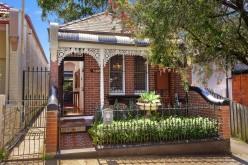 Дом наследия в Сиднее, Австралия.