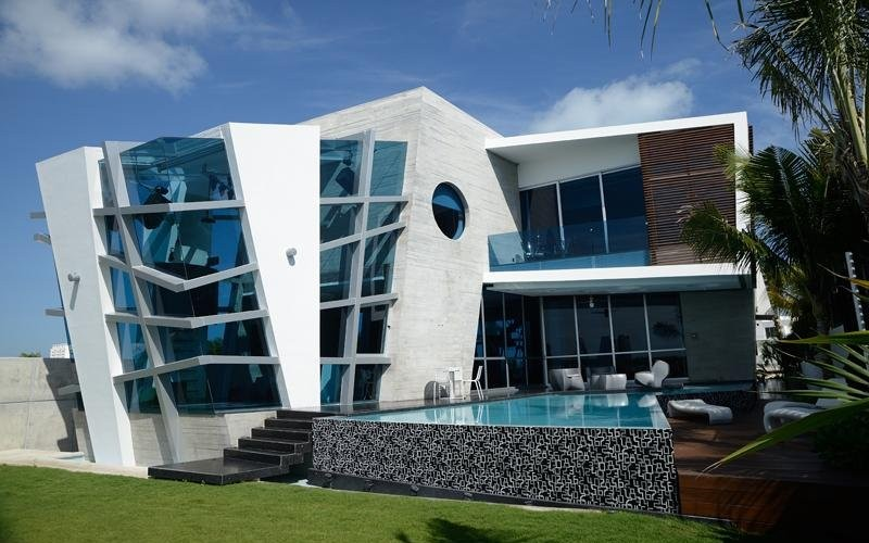 Дом   в Канкуне, Мексика