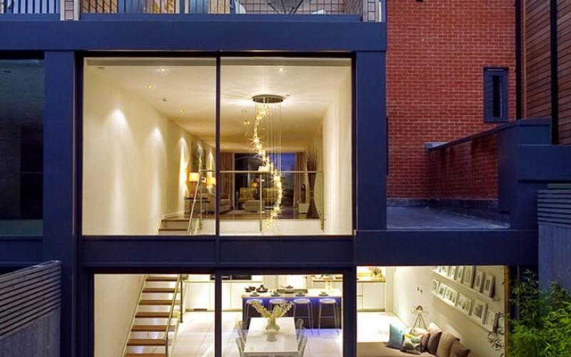 Изысканный дом в Лондоне  или как обустроить таунхаус…