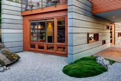 дом на острове Сан-Хуан, расположенный в  штате Вашингтон.