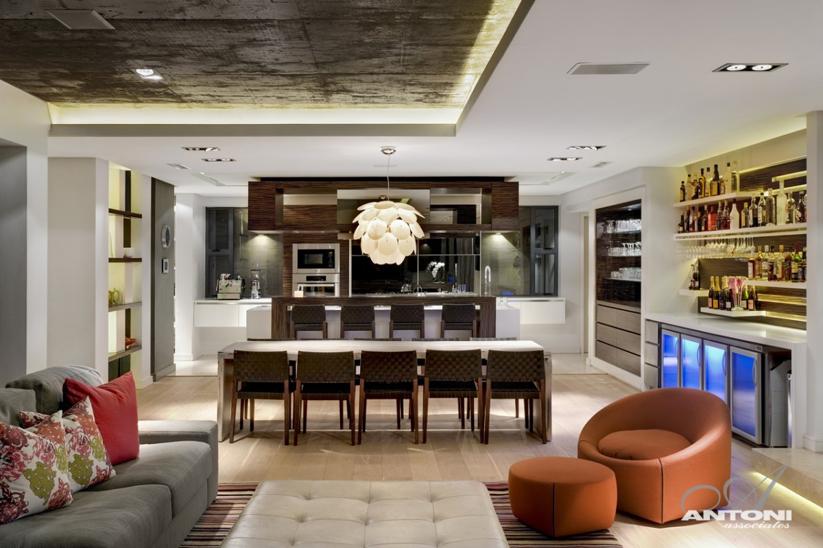 Дизайн интерьера частного домагалерея