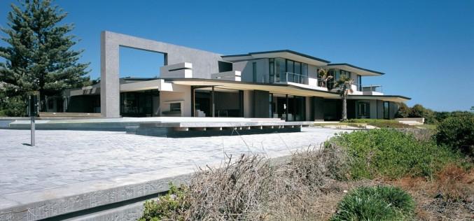 Дом  расположен в Кейптауне, Южная Африка.