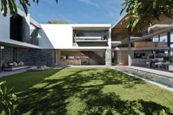 Дом в заливе Бантри, Южная Африка.