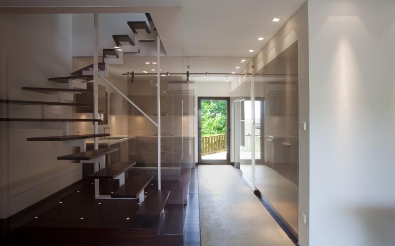 Реконструкция 2-х этажной квартиры в Kifissia, Греция