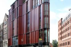 South Molton улица, здание в Лондоне, Англия.