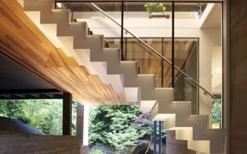 Резиденция в Ванкувере, Канада.