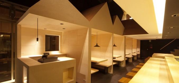Лучший ресторан в Азии Дизайн  2013