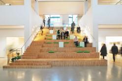Штаб-квартира для Vattenfall в Solna, Швеция.