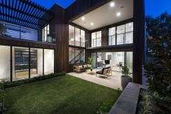 Жилой дом располагается в городе Перт, Австралия.