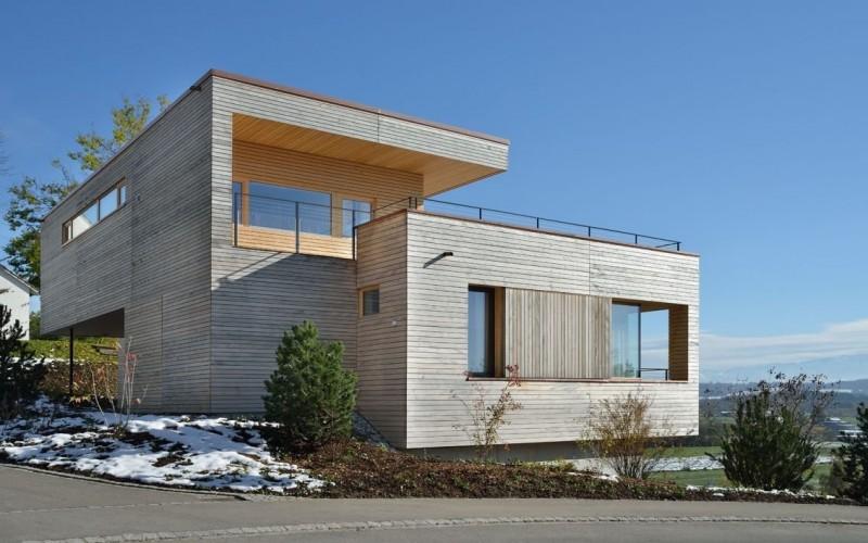 Дом в Weinfelden, Швейцария.