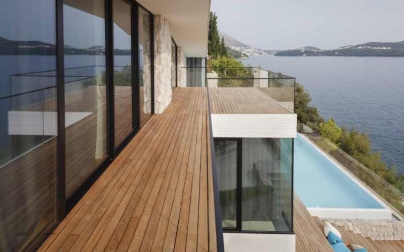 Архитектура   в Дубровнике, Хорватия: V2 House